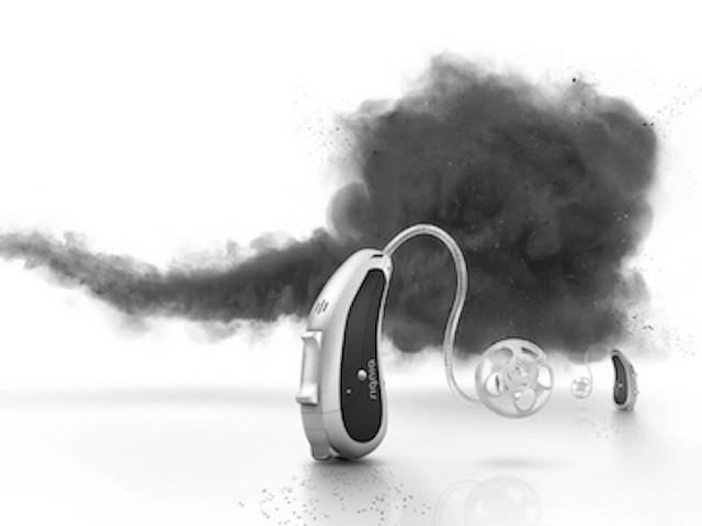 Hoorapparaat klein
